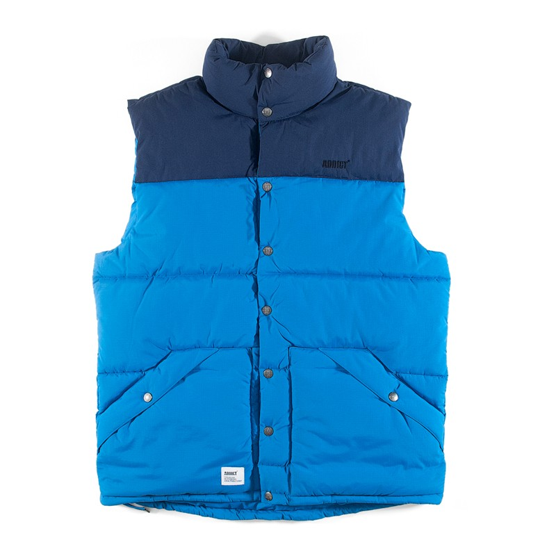 Жилет Addict Mountain Vest Royal/Navy