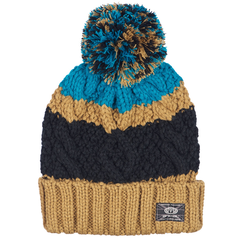 Шапка Animal Canyon Bobble Beanie Sand
