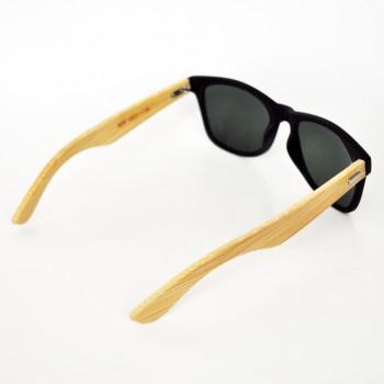 Очки Bamboo Matte Black