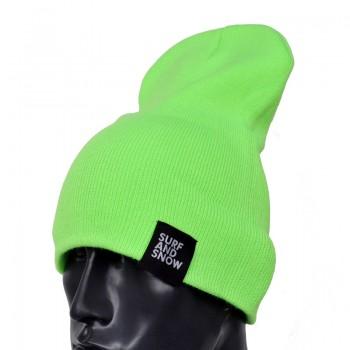 Шапка SAS Beanie Neon Green