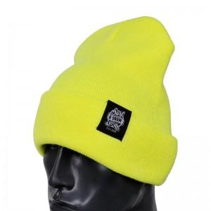 Шапка SAS Beanie Neon Yellow
