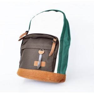 Рюкзак CityPack Green-Brown