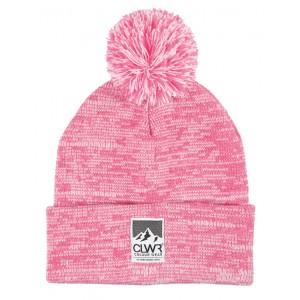 Шапка CLWR Bliss Pink Melange