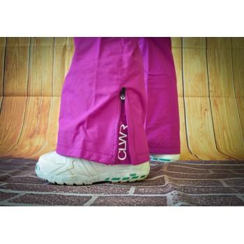 Брюки женские CLWR Stencil Pant Lilac