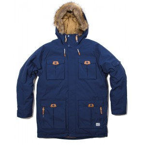 Парка CLWR Legacy Parka Navy