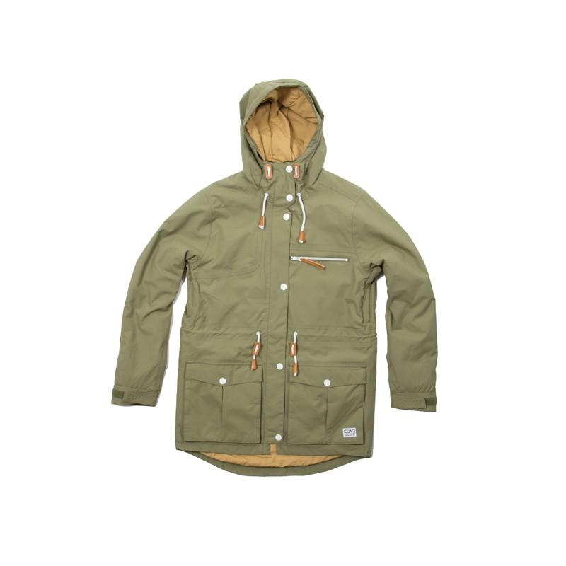Куртка женская CLWR UP Parka Loden