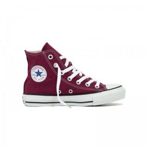 Высокие кеды Converse Chuck Taylor All Star Seasonal Maroon