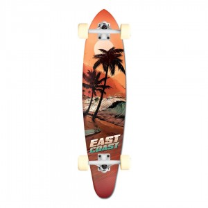 Лонгборд Eastcoast SURF PARADISE 38""
