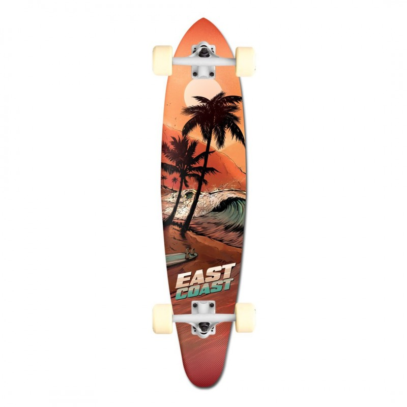 """Лонгборд Eastcoast SURF PARADISE 38"""""""