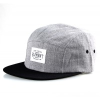 Бейсболка Element Palladium Cap Grey Heather