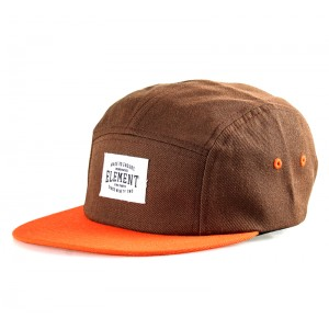 Бейсболка Element Palladium Cap Rust
