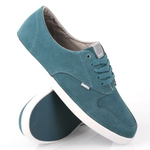 Кеды Element Topaz Suede Teal