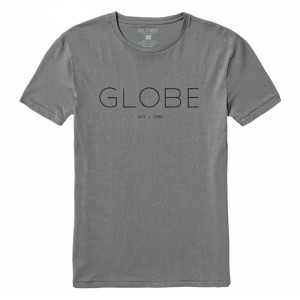 Футболка Globe Phase Tee Frost Grey