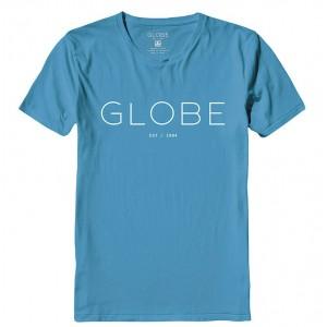 Футболка Globe Phase Tee Maui Blue