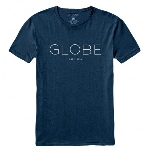 Футболка Globe Phase Tee Patriot Blue