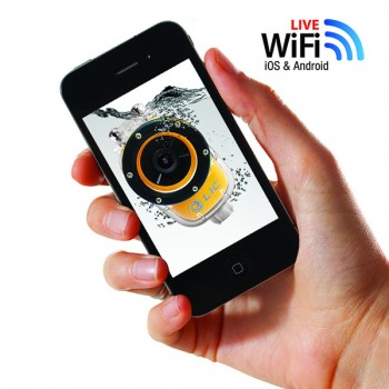 Экшн-камера Liquid Image EGO HD Wi-Fi blk