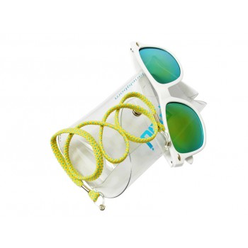 Очки MOD 2014 Funky white/lime mirror