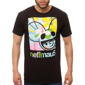 Футболка Neff Beachmau5