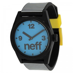 Часы Neff Daily Black Stripe
