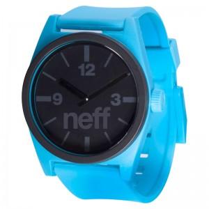 Часы Neff Duece CYAN/BLACK