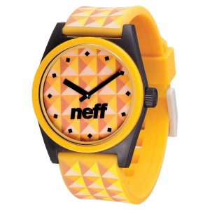 Часы Neff Daily Wild Golden