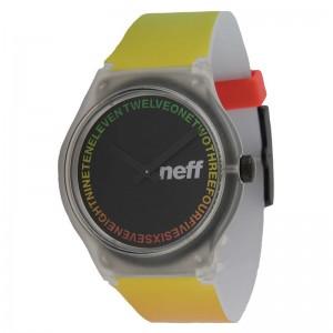 Часы Neff Clear Rasta