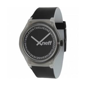 Часы Neff Clear Black