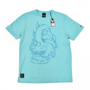 Футболка Rip Curl TTH Sailor S / S Tee Aqua Sea