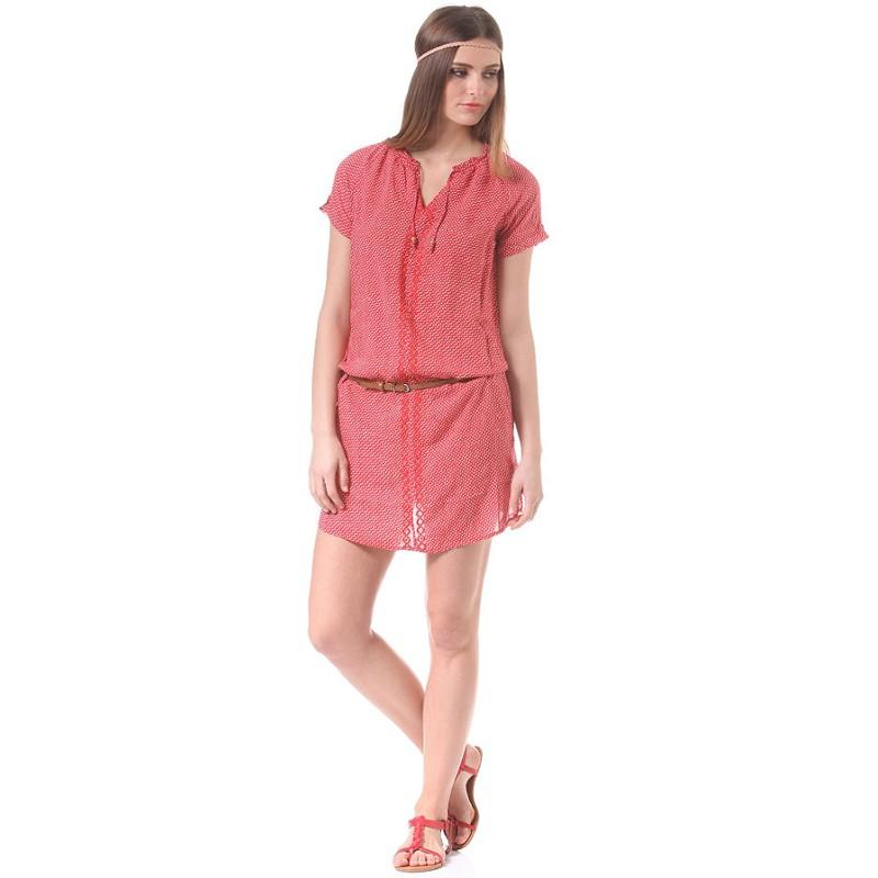 Платье Rip Curl Bellflower Poinsettia Red