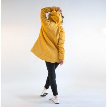 Парка женская Sugapoint Superstar Mustard