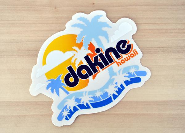 Наклейка Dakine